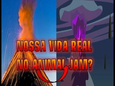 A VIDA REAL INVADE O MUNDO VIRTUAL ANIMAL JAM