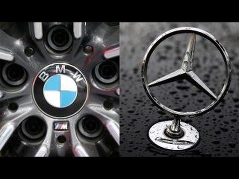 Trump threatens BMW Mercedes with 35 border tax