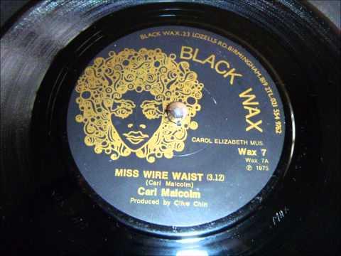 Carl Malcolm - Miss Wire Waist
