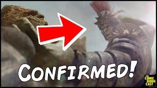Thor Ragnarok features Sakaar aka Planet Hulk