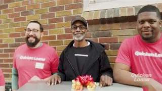 Partnering with Humble Design to Change Lives | Quicken Loans®