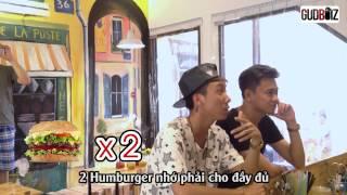 Gọi đồ ăn phong cách trai ngoan (Order Rap Việt Version) - Rik ft Lil'One
