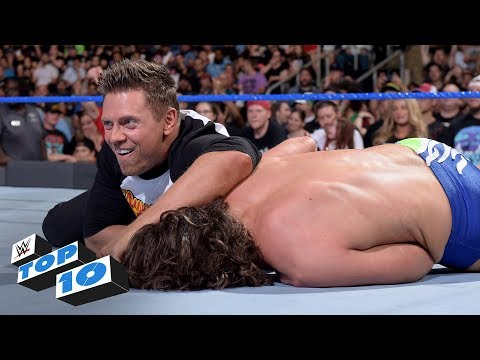 Xxx Mp4 Top 10 SmackDown LIVE Moments WWE Top 10 August 28 2018 3gp Sex