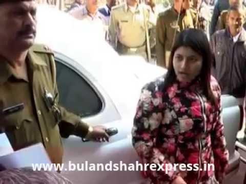 Bulandshahr viral video DM B.Chandrakala
