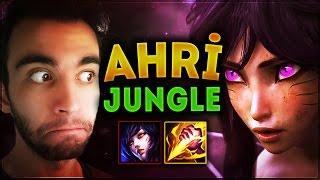 Ahri Jungle | Ormanın 50 Tonu