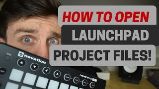 How To Open Launchpad Project Files - 'Media Files Missing' SOLVED