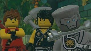 LEGO Ninjago: Shadow of Ronin Walkthrough Part 1 - Chen