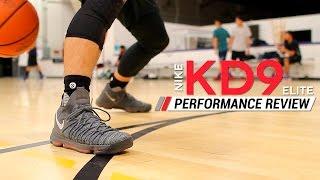 Nike KD 9 Elite - Performance Review