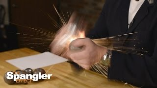 Thermite Reaction - The Spangler Effect