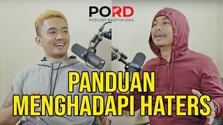 PANDUAN MENGHADAPI HATERS (FT. UUS)