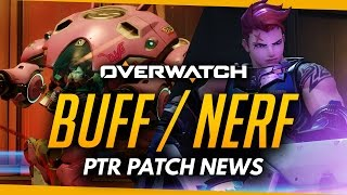 Overwatch | Crazy PTR Update! -  Patch News