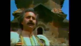 Old TV records of Armenian patriotic and folk songs