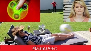 W2S Kicks Mother in FACE! #DramaAlert Comedyshortsgamer QUITS! Fidget Spinner! Whiney Wisconson!