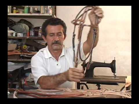 Fabricação de arreio