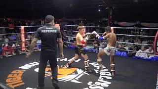 BBQ Beatdown 120: Esa (UK) vs Kwanfa (Thailand)