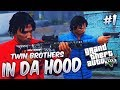 Download Video Download GTA 5 TWIN BROTHERS IN DA HOOD EP. 1 *NEW SERIES* 👬 3GP MP4 FLV