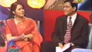 Emamul Haque - talkshow 'Manoshi' ATN Bangla - Bangladesh Cricket