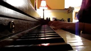 Sherlock BBC Action Theme Piano Cover