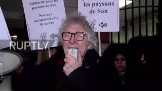 France: Parisians protest Mali land confiscations
