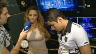 Viviane Araujo - TV Fama - 13/12