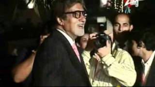 Why did Amitabh apologized with Salman's Father?