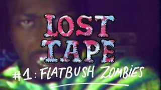 Flatbush Zombies - 'Death' Freestyle / LOST TAPE #1