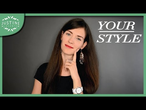Find your style in 6 steps Justine Leconte
