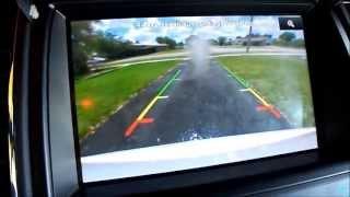 Car Backup camera rain shield