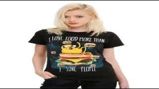 Womens Los Angeles Pop Art Women's T-Shirt - GOD SAVE THE QUEEN - Black- 2XL, Black, XX-Large