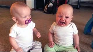 Funny BABIES can always make you LAUGH HARD - Babies Fighting Compilation