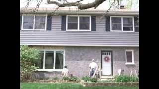 Giving your home a facelift with brick staining