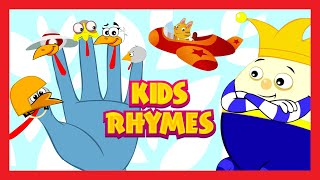 Kids Rhymes and Lullaby | Rhymes Collection for Children | Party Rhymes For Kids | Baby Rhymes