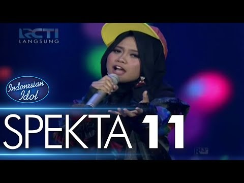 AYU ft. ANANTA VINNIE - SEPARUH NAFAS (Dewa) - Spekta Show Top 5 - Indonesian Idol 2018
