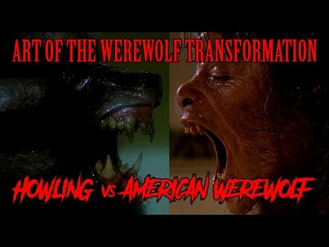 Xxx Mp4 Art Of The Werewolf Transformation THE HOWLING Vs AN AMERICAN WEREWOLF IN LONDON 3gp Sex