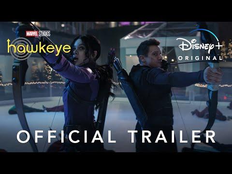 Marvel Studios' Hawkeye Official Trailer Disney