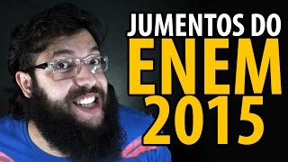 JUMENTOS DO ENEM 2015