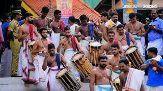 Thirunakkara Pooram | 2018 | Kottayam | തിരുനക്കര പകൽ പൂരം