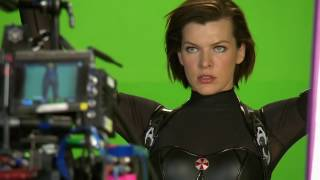 Resident Evil: Retribution (2012) - Behind The Scenes 5