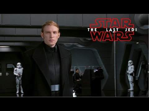 Xxx Mp4 Star Wars The Last Jedi Character Review General Hux Spoilers 3gp Sex
