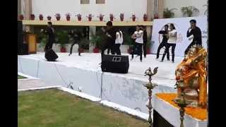 dance on vande mataram abcd 2 song (independence day) in ssipmt raipur