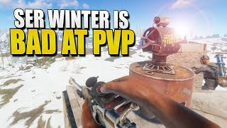 Ser Winter Is BAD At PVP.mp4 (Rust Survival) #131