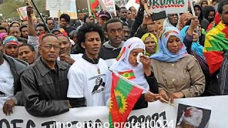 """Maaster Pilaanii"" -Oromo Protest World Wide No to the Master Plan"