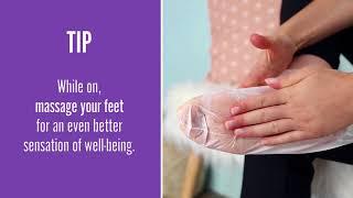[EN] Soft feet in an instant !