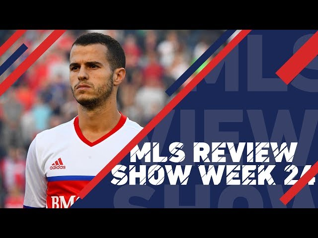 Toronto continue torrid pace | MLS Review Show, Week 24