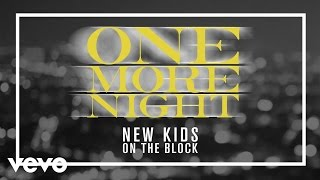 New Kids On The Block - One More Night (Audio)