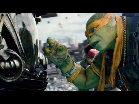 Teenage Mutant Ninja Turtles 2 Big Game Spot
