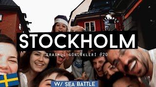 Erasmus Günlükleri #20: Stockholm (w/ Sea Battle)