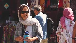 An exciting travel from Germany to Iran