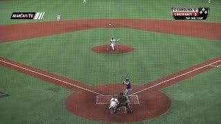 Baseball Recap: Cincinnati 8, East Carolina 2