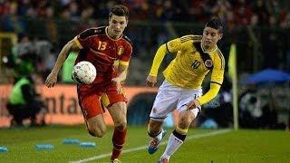 Colombia vs Belgica 2-0 Partido completo (ESPN) 14/11/2013 Narracion Argentina